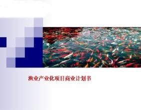 渔业产业化项目