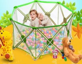 贝儿乐宝宝围栏